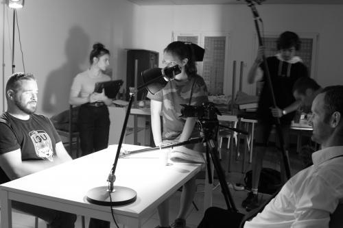 Image de l'article Retour sur le tournage des courts métrages d'août