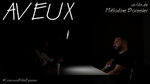 Aveux : Un court métrage de Mélodine Boissier